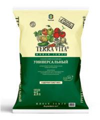 Грунт Terra Vita Универсальный 25л.